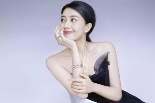 """珠宝品牌chaumet携手高圆圆 送上""""圆缘如愿""""的祝福"""